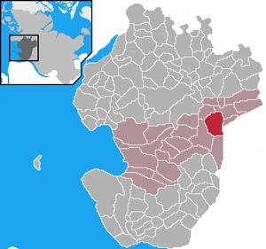 Albersdorf - Image: Albersdorf in HEI