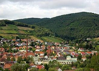 Albersweiler - View of Albersweiler