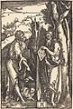 Albrecht Dürer - Saint John the Baptist and Saint Onuphrius (NGA 2001.76.1).jpg