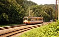 Albtalbahn car at Marxzell - geo.hlipp.de - 4431.jpg