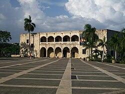 Alcázar de Colón, 2011.jpg