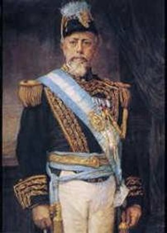 1880 Argentine presidential election - Image: Alejo Julio Argentino Roca