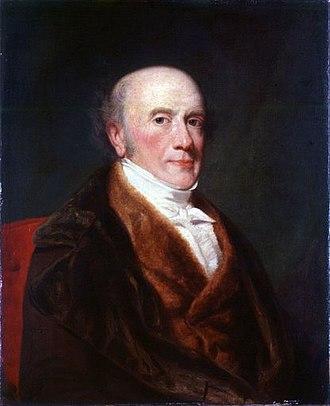 Alexander Baring, 1st Baron Ashburton - Image: Alexander Baring