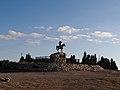 Alexander Zaïd monument, Beit Shearim (9).jpg