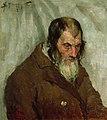 Alexej von Jawlensky - The old Jew (1893).jpg