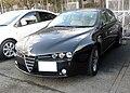 Alfa Romeo 159 2.2 JTS Villa d'ESTE (ABA-93922) front.jpg