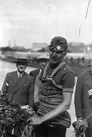 Alfred Haemerlinck - Image: Alfred Hamerlinck Circuit de Paris 1931