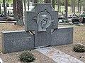 Algimantas Mikėnas, kapas.JPG