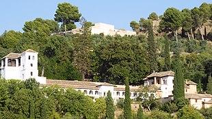 Generalife Wikipedia Den Frie Encyklopaedi