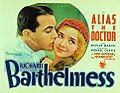 Alias the Doctor 1932 film poster.jpg