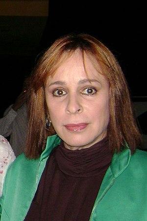 Alina Fernández - Alina Fernandez taken February 8, 2008