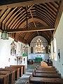 All Saints, West Dean, interior.jpg