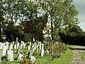 All Saints, the parish church of Vange - geograph.org.uk - 961461.jpg