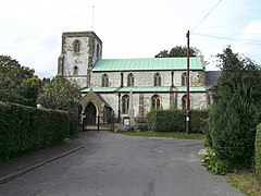 All Saints Church, Legbourne - geograph.org.uk - 1031775.jpg