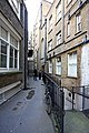 Alley from Bartholomew Close - geograph.org.uk - 1142762.jpg