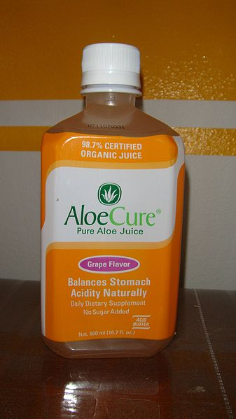 Aloe Vera Juice For Natural Hair