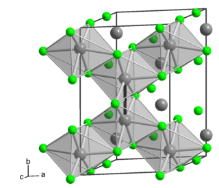 Molybdenum(III) chloride Chemical compound