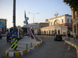 Alsancak railway station railway station in İzmir