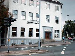 Bahnhofsallee in Lüdenscheid