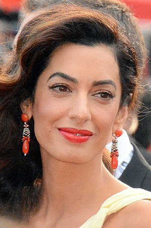 Amal Clooney - Clooney in May 2016