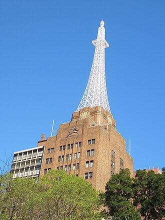 Amalgamated Wireless (Australasia) -  AWA Tower