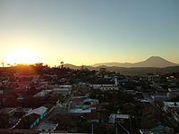 Amanecer, en Yupiltepeque.JPG