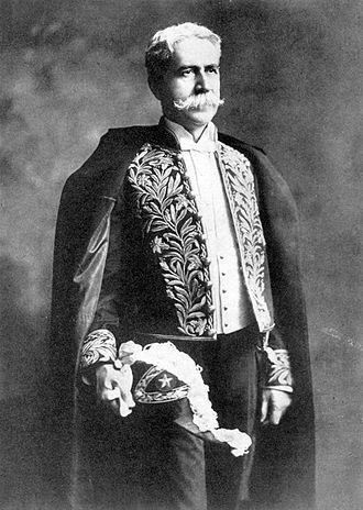 Joaquim Nabuco - Joaquim Nabuco at age 53, 1902.