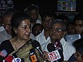 Ambika Soni - Press Conference - Science City - Kolkata 2006-07-04 5220042.JPG
