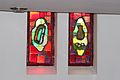 American Colony, Stained glass windows at Emanuel church IMG 2294.JPG