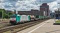 Amersfoort binnenkomst LINEAS 2816 (186 208) Sweden Express (36028105310).jpg