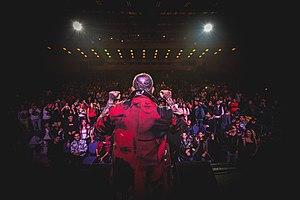 کنسرت امیر تتلو در تفلیس گرجستان