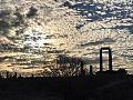 Amman - Temple of Hercules with cloudy sky 2.jpg