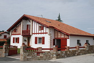 Amorots-Succos - Image: Amorots Succos maison