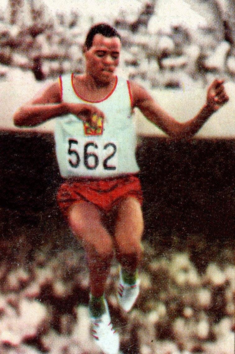 Amos Biwott 1968