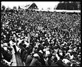 Amphitheater audience on Swedish Day at the Alaska-Yukon-Pacific Exposition, Seattle, July 31, 1909 (MOHAI 8883).jpg