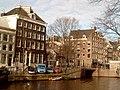 Amsterdam, brugjes bij Singel en Brouwersgracht 2007-01-15 14.04.JPG