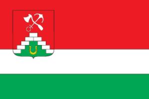 Amvrosiivka - Image: Amvrosiyivka prapor