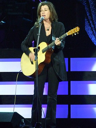 Amy Grant - Grant performing in October 2008