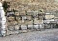 Ancona - mura di via della Cisterna.JPG