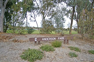 George P. Anderson - Anderson Park, Glenfield Road, Mount Austin