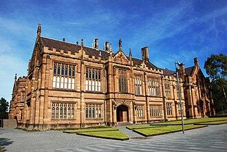 Sydney Medical School - Anderson Stuart Building