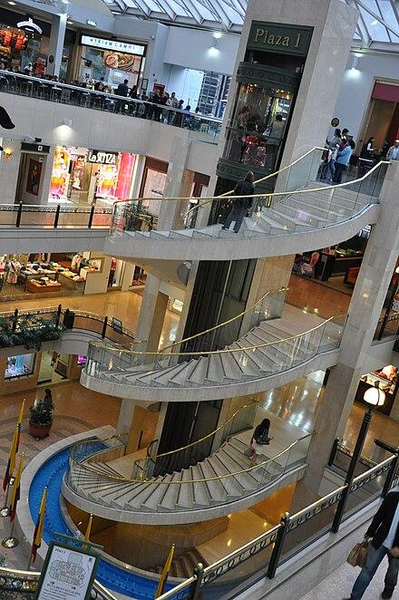 Andino  Mall in  Bogota   Colombia 2