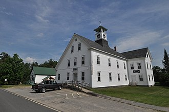 Andover, Maine - Town Hall