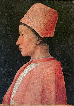 Museo di Capodimonte - Image: Andrea Mantegna 111