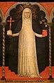 Andrea di bartolo, caterina da siena tra quattro beate domenicane e scene delle rispettive vite, 1394-98 ca. (ve, accademia) 06.jpg