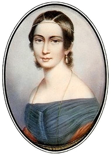 Andreas Staub - Clara Schumann (Pastell 1838)