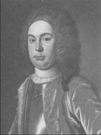 Ile Saint-Jean Campaign - Andrew Rollo, 5th Lord Rollo, British commander