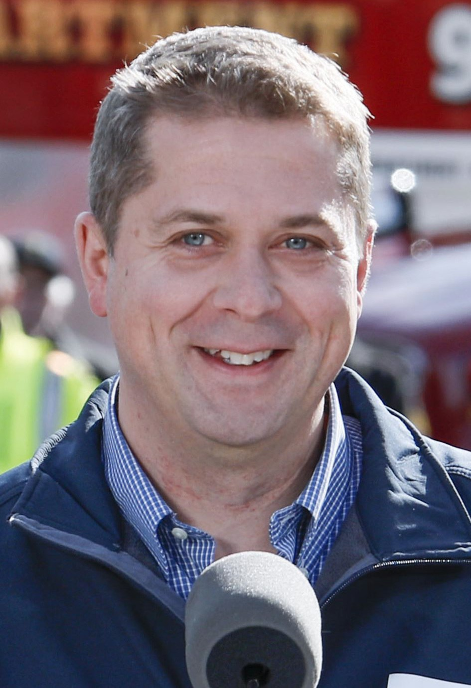 Andrew Scheer in Kingsclear (48859362463) (cropped) (cropped)