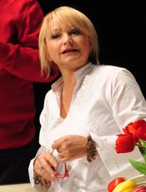 Anna Šišková - Šišková in 2011