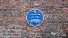 Anne Lister - Wikipedia